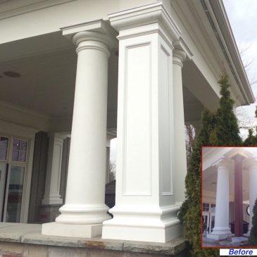 The Secrets of Column Wraps