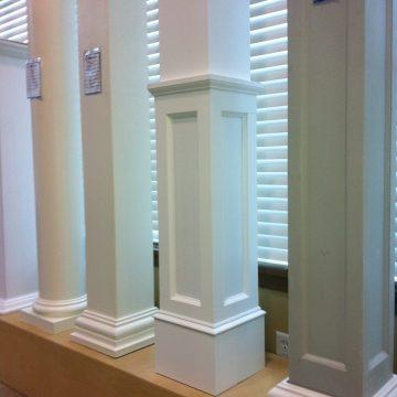 Interior Columns – Round Vs. Square