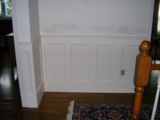 Wainscoting Panels : Beadboard : Decorative Columns : Photo gallery