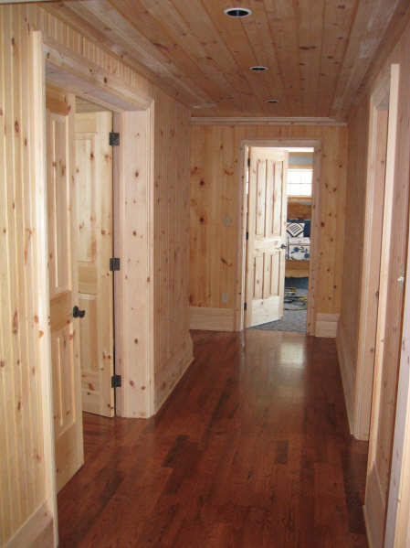 Knotty Pine V Board And Trims I Elite Trimworks