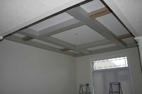 Beam Ceilings Wainscoting Beamed Ceiling Shown at