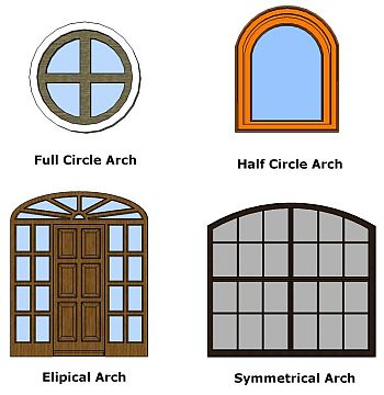 Rigid Arched Mouldings Arched Doors Amp Windows Rigid