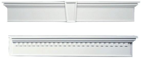Cornice Exterior Door : Door cornice trim pezcame