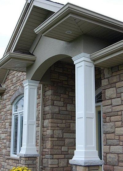 Pvc Column Wraps Tapered Columns Column Covers Quotes
