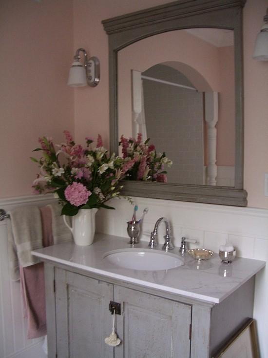 Beadboard Bathroom Wall Panels