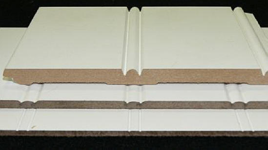 Beadboard Plank Ceiling