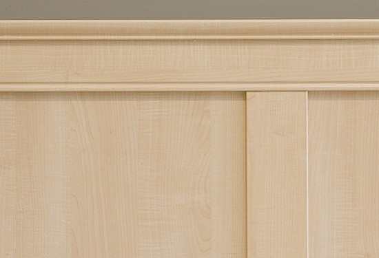 Prefinished Interior Wall Panels : Pre finished wainscoting decorative wall panels used for